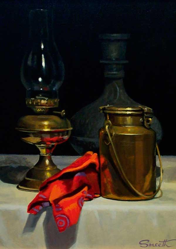 Peter Smeeth Still Life Art