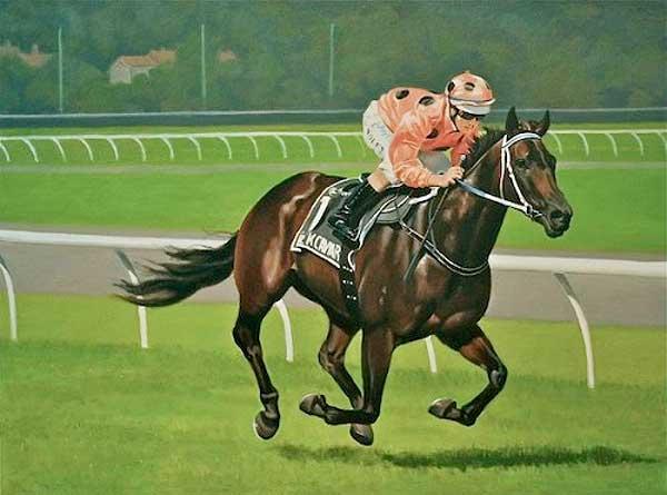 2012 Inglis Equine Art Prize