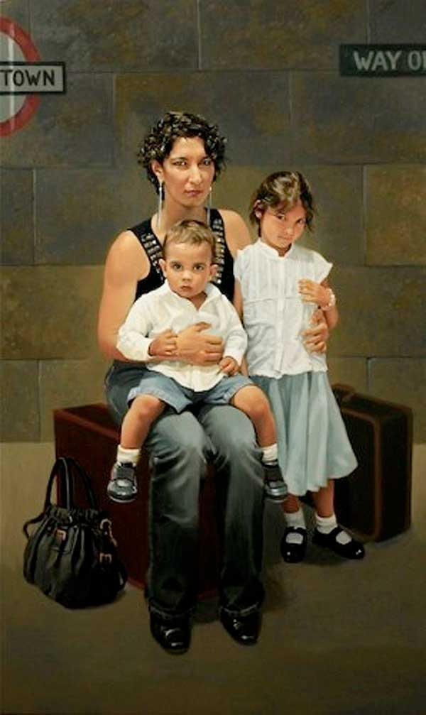2012 Shirley Hannan National Portrait Award