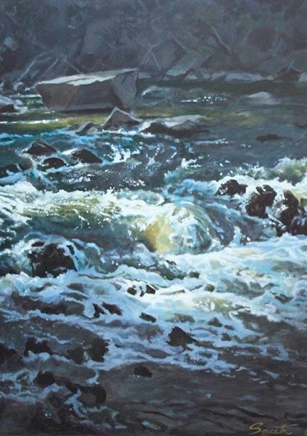Peter Smeeth Landscape Art